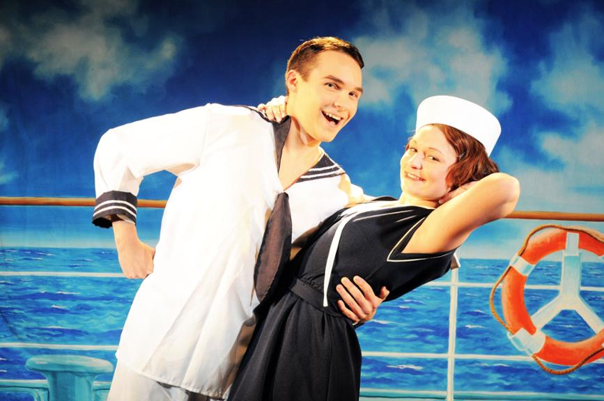Anything Goes: Termine