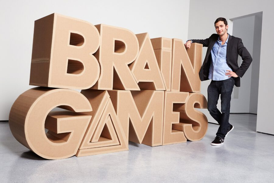 Christian is the voice of Jason Silva in Brain Games